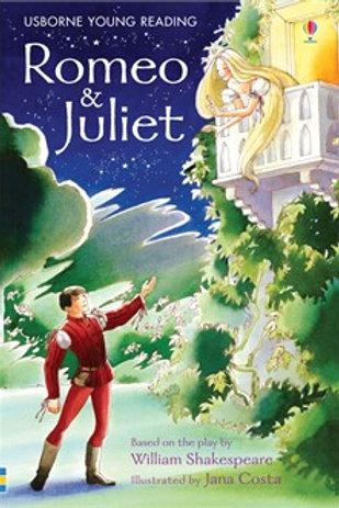 Usborne Readers: Romeo and Juliet 6pk