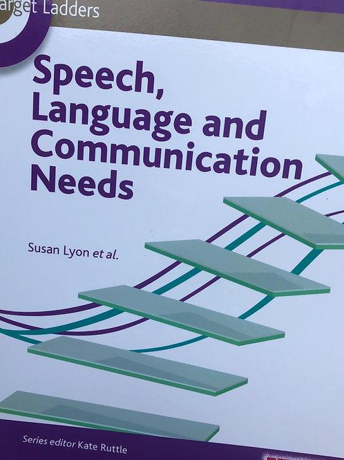 Target Ladders - Speech, Language and Communication Needs