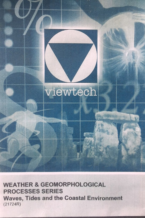 Viewtech DVD Waves, Tides and Coastal Environment