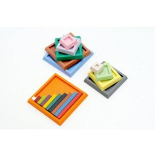 Numicon Number Rod Trays: 1-10 and 20
