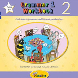 Jolly Grammar 1 Workbook 2