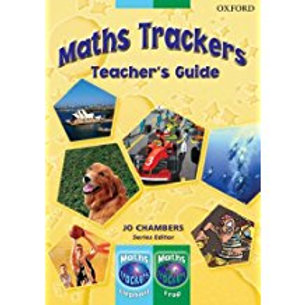 Oxford Maths Trackers Teacher's Guide Elephant and Frog