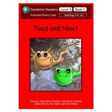 Readers Level Four Newt & Toad (14 books)