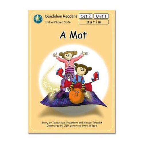 Dandelion Readers Units1-10 Set 2 (10 books)