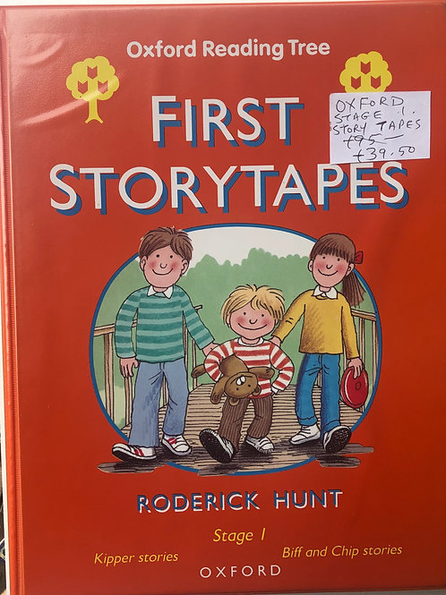 Oxford Reading Tree. Stage 1 First Storytapes (Cassette Tapes)