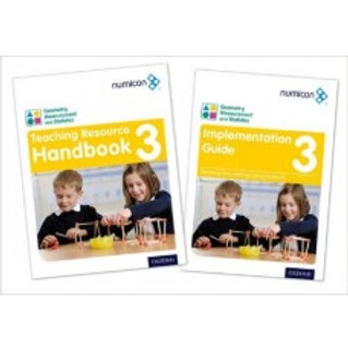 Numicon Geometry, Measurement & Statistics 3 Teaching Pack