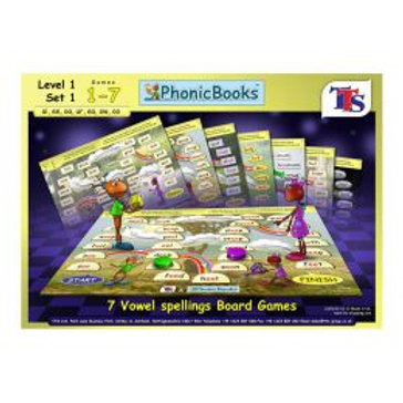 Dandelion Board Games Level 1 Set 1