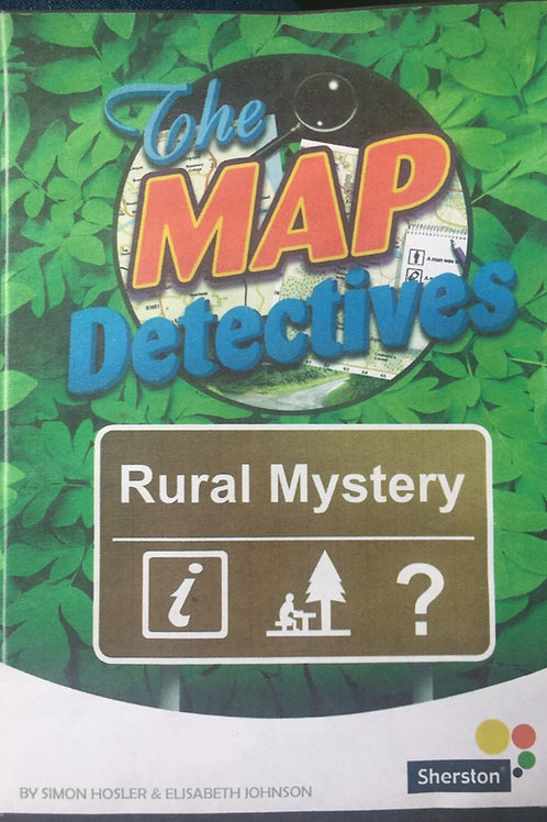 The Map Detectives : Rural Mystery
