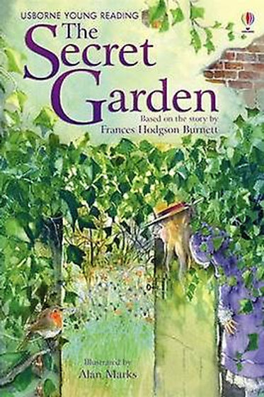 Usborne readers: Secret Garden 6 pack