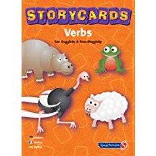 Speechmark Story Cards: Verbs