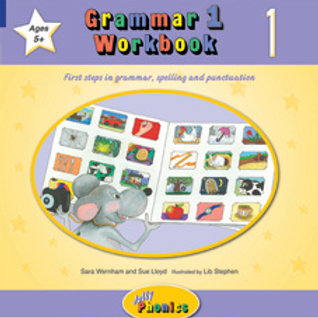 Jolly Grammar 1 workbook 1