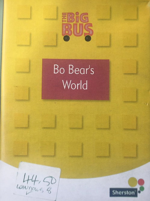 Sherston Big Bus: Bo Bear's World