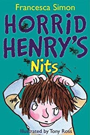 Horrid Henry 17 book set