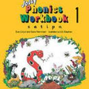 Jolly Phonics Workbook 1