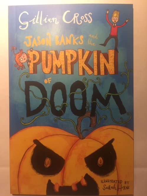 Jason Banks and the Pumpkin of Doom