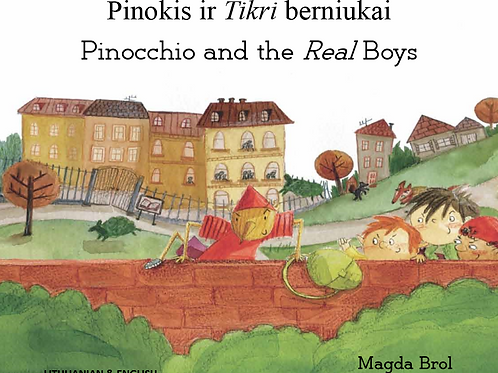 Pinocchio and the Real Boys