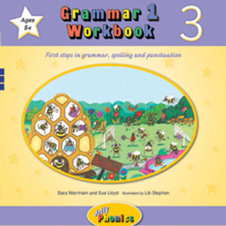 Jolly Grammar 1 workbook 3