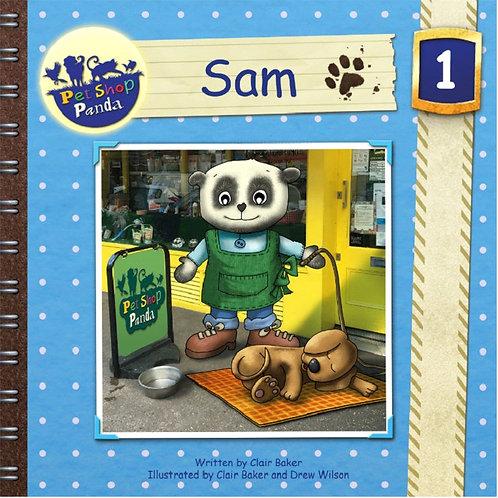 Pet Shop Panda Series