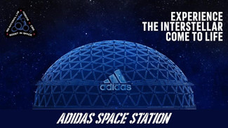 Adidas Space Station