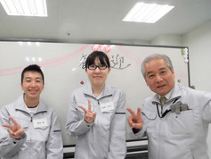 平成31年度新入社員の入社式を行いました。