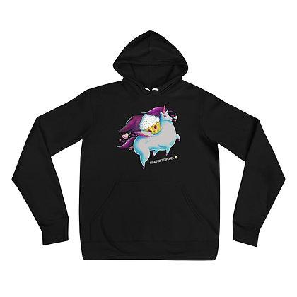 Unicorn Cupcake Hoodie