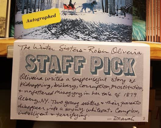Staff Pick: Winter Sisters
