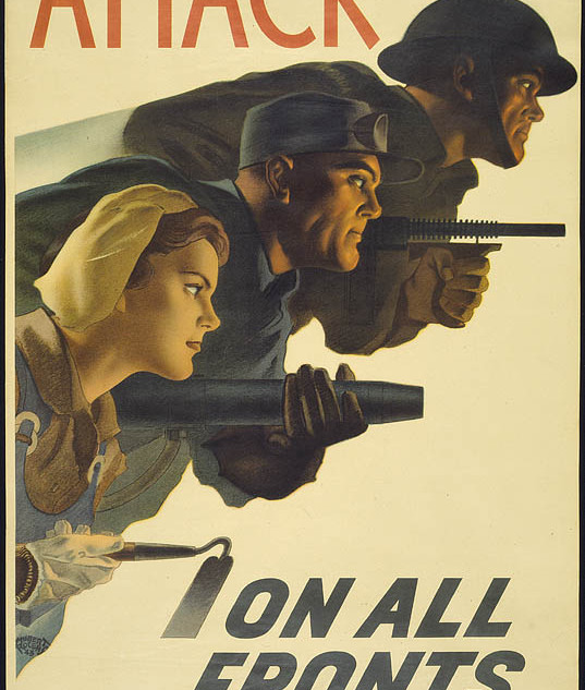 Untitled Canadian WWII