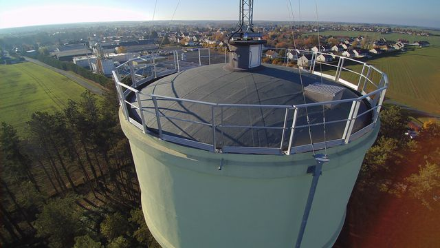 Aérotech-Système Audit Château d'eau