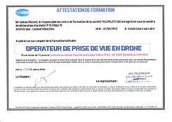 OPERATEUR PRISE DE VUE DRONE SEBASTIEN LAVAUD TELEPILOTE DRONE