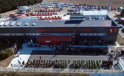 SDIS36 Inauguration