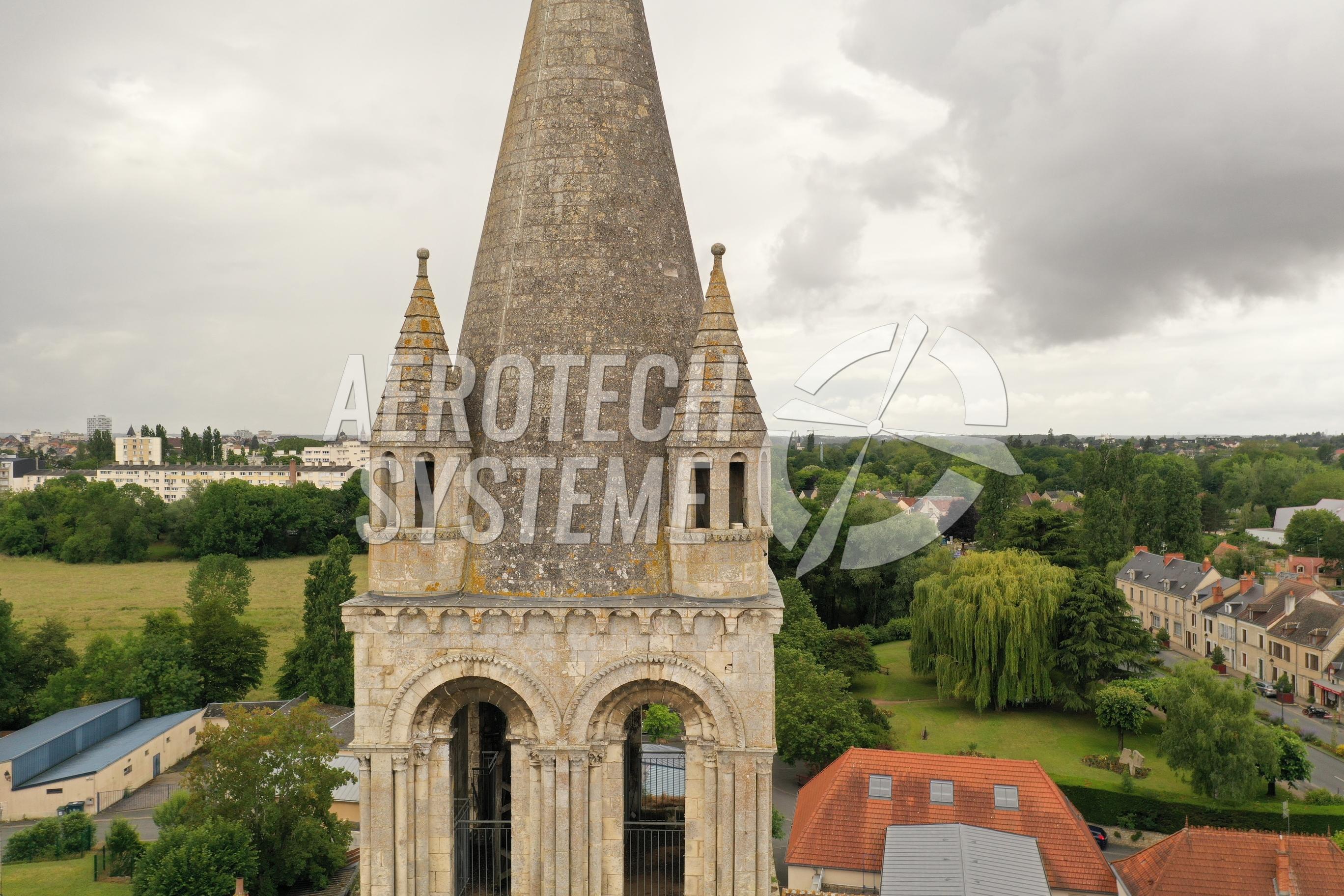 Abbaye de Déols 2