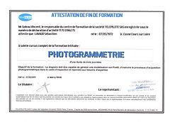 FORMATION PHOTOGRAMMETRIE SEBASTIEN LAVAUD TELEPILOTE DRONE