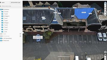 Photogrammetrie par Drone Aerotech-Systeme à Châteauroux