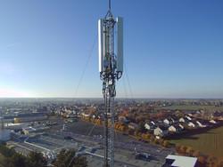 Audit d'une antenne GSM