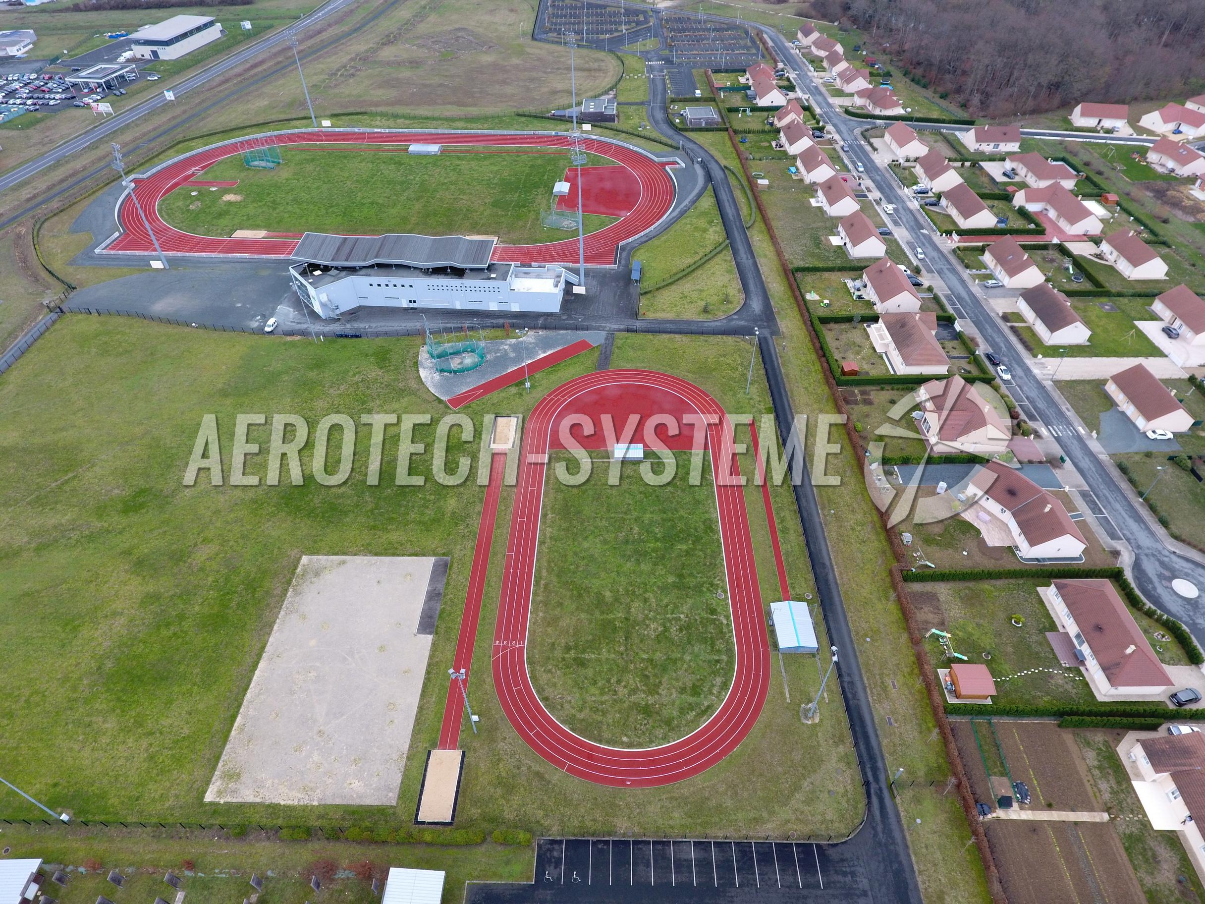 Terrain_Athlétisme_Châteauroux_Métropole