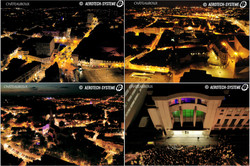 Chateauroux Drone Nuit Aerotech-Systeme