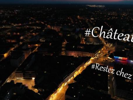 Photo 360° en soirée (Février 2020) Châteauroux