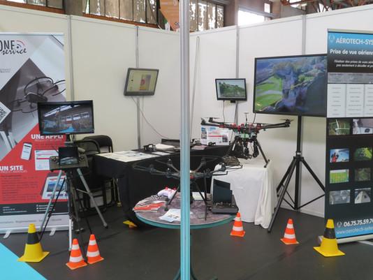 Aérotech-Système Foire exposition de Châteauroux