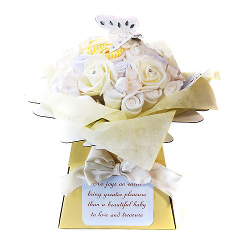 Neutral Yellow Baby Bouquet