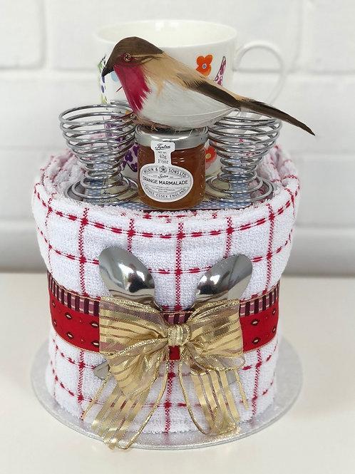 Christmas Tea Cake