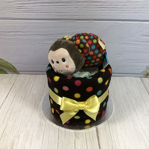 Smartie Bug Neutral Nappy Cup Cake