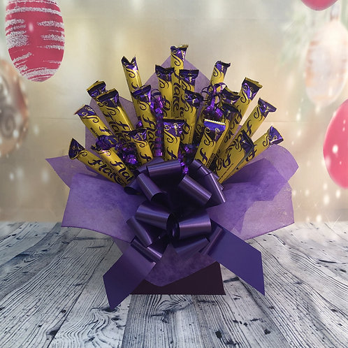 Cadburys Flake Chocolate Bouquet