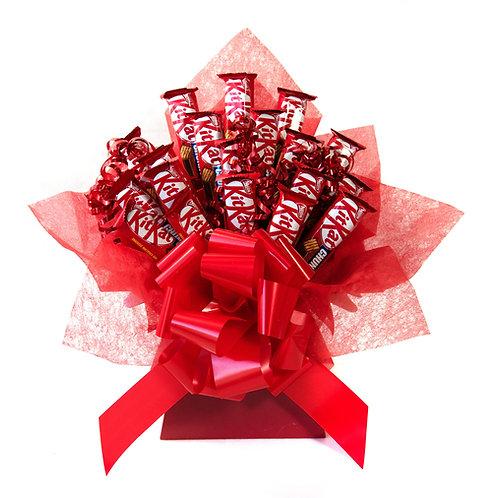 Chunky Kit Kat Chocolate Bouquet