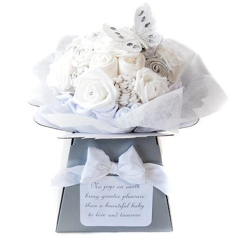 Neutral Grey Baby Bouquet