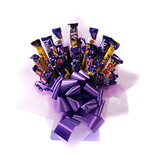 Mixed Cadburys Bouquet
