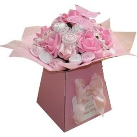 Baby Girl Bouquet