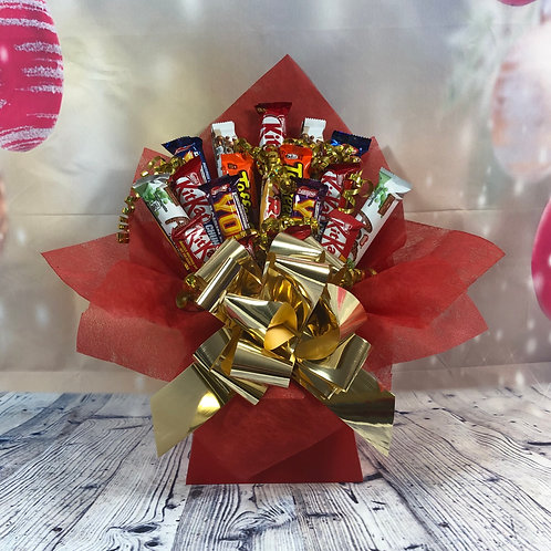 Mixed Nestle Chocolate Bouquet
