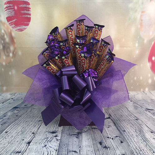 Cadburys Crunchie Chocolate Bouquet