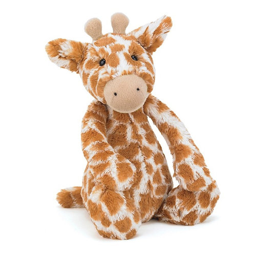Bashful Giraffe by Jellycat Small 18cm