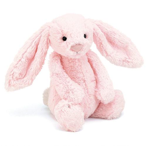 Pink Bashful Bunny by Jellycat Small 18cm